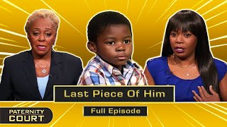Last Piece Of Him: Mother Desperate To Know What Deceased Son Left (Full Episode)   Paternity Court