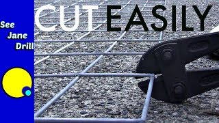 How to Cut Heavy Gauge Wire and Other Tough Metal With Little Effort