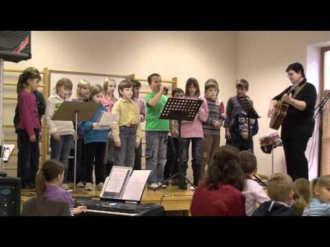 Mašovický pěvecký soubor dětí - Na tom Bošileckým mostku (14/11/2010)