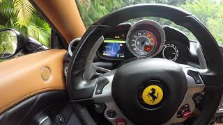 Boosted Ferrari California(Miami Luxury Car Rental)