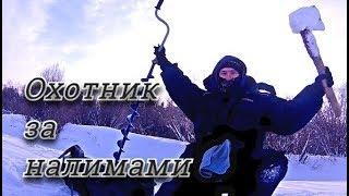 ОХОТНИК ЗА НАЛИМАМИ. Ловим пресноводную треску - Болен Рыбалкой №466