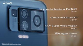 #vivoX50Series | Gimbal Camera System & Extreme Night Vision | Vivo India