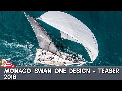 Monaco Swan One Design - Teaser 2018