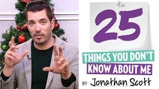 JONATHAN SCOTT 25 Things You Dont Know About