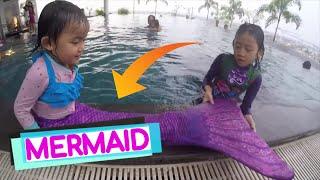 Mainan Anak Ekor Duyung - Fin Fun Mermaid Tails