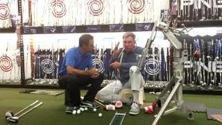 Martin Chuck & Guerin Rife talk about what makes our putters special