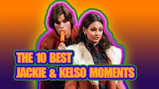 Jackie & Kelso Best Moments On That 70s Show
