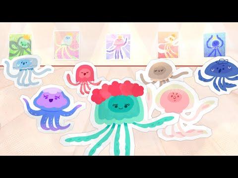 廉潔教育數位宣導-愛漂亮的小水母