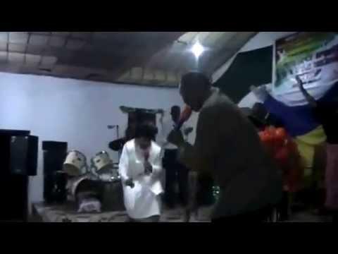 The Land of Goshen; prophetic message (Free Town, Sierra Leone, West Africa) - Prophet Isha Odom