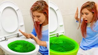 35 EPIC CLEANING HACKS EVERYBODY SHOULD KNOW