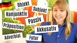 Grammatik: ALLES erklärt! Die wichtigsten Regeln für Deutschlerner