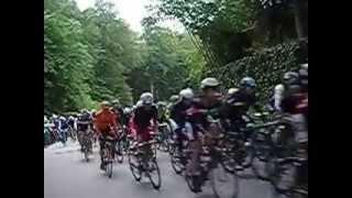 preview picture of video 'Bayern-Rundfahrt 2014 Bergwertung Schäftlarn-4'