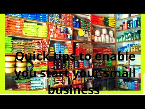 , title : 'How to start a small retail business/ shop- Quicker tips to make you successful in 1year