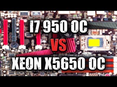 a Six-Core Battle - New vs Old - Ryzen 5 2600 vs Xeon X5650