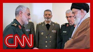 Iran condemns US airstrike that killed top commander as 'foolish'