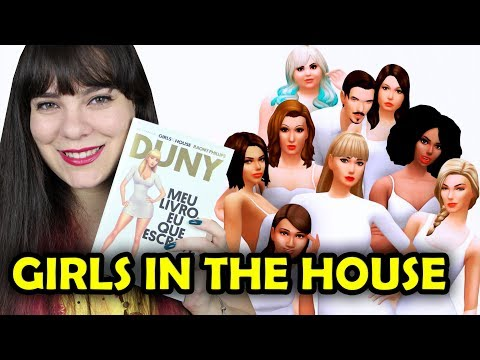 Girls in The House - Websérie - CRÍTICA sem spoilers