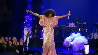 Diana Ross - Your Love (75th Diamond Jubilee Birthday Celebration - The Hollywood Palladium)
