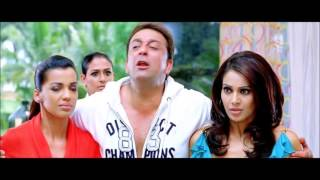 Sajay Mishra  Best Comedy Scene Ajay Devgan  Sanjay Dutt  ALL THE BEST