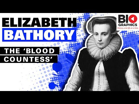 The First Female Serial Killer: Countess Elizabeth Bathory
