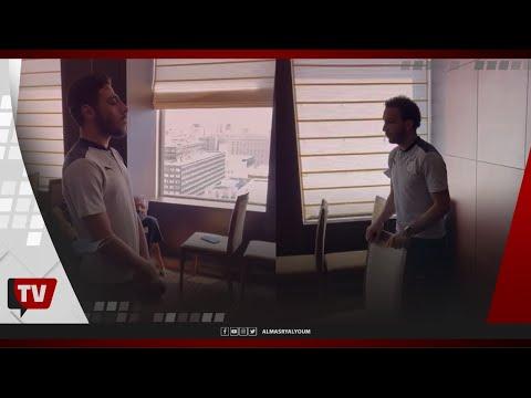 أكرم توفيق يرفع الآذان وكريم العراقي يُلقي خطبة الجمعة في طوكيو