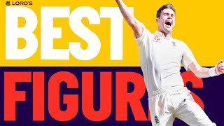 Jimmy Anderson's Best Test Figures! | 7-42 v West Indies 2017 | Lord's