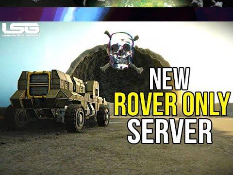 Space Engineers - New Apocalypse Rover Server