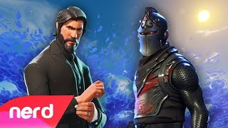 NerdOut - Fortnite Rap Battle (Lyrics)