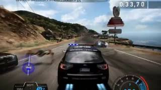Обзор на Need For Speed Hot Pursuit (2010) от OnePoint