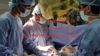 Microsurgical Subinguinal Varicocelectomy by Dennis G Lusaya,MD, Manila Philippines