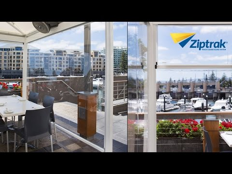 Ziptrak PVC Blinds