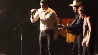 "Avett Brothers ""Murder in the CIty"" (W/ Brandi Carlile) Madison Square Garden, NY, NY 04.08.16"