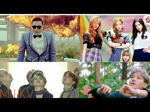 Most Popular K-Pop Songs In India#1(part 2 in Description)