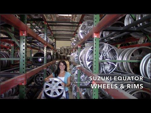 Factory Original Suzuki Equator Rims & OEM Suzuki Equator Wheels – OriginalWheel.com