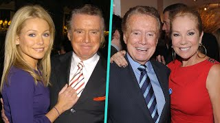 Kelly Ripa, Kathie Lee Gifford & More Mourn Regis Philbin