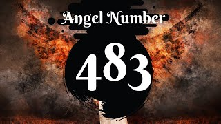 Why You Keep Seeing Angel Number 483?🌌 The Deeper Meaning Behind Seeing 483 😬