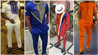 African Mens Clothing Dress || African Top Mens Wear Ideas || Latest Kurta Pajama African Ideas