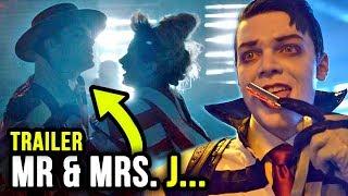 Gotham Mr. J TRAILER and Jeremiah FAMILY Reunion Joker Theories!