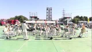 Wild at Heart - ARASHI Yokohama City Fire Department Band