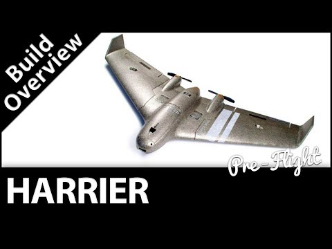 reptile-harrier-s1100-build-overview