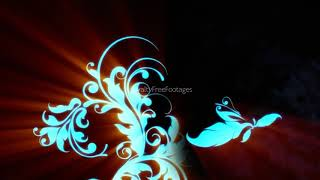 Wedding Backgrounds HD | Floral wines wedding background videos | #Weddings | Royalty Free Footages