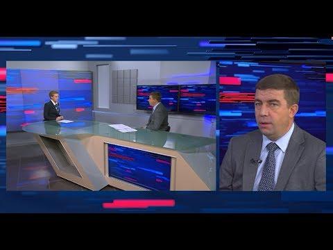 Нацпроект «Цифровая экономика РФ». Интервью Геннадия Разумикина телеканалу