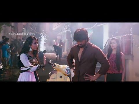 On Radhika Birthday Yash & Radhika Got Breakup | Mr And Mrs Ramachari Kannada New Movie Best Scene