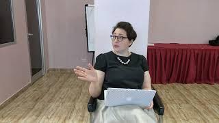 Пограничные состояния | М. Михайлова | Интенсив в Армении 2018