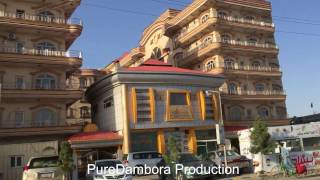 Mazar-e-Sharif beautiful city (2016 HD)