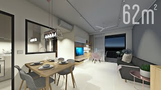 Apartment Design In Singapore 🇸🇬