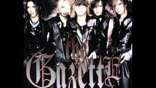 Gazette - Calm Envy (english) (with lyrics)