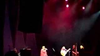 Ani DiFranco in Brooklyn, 2007 (playing Evolve w/guest)