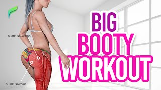 How to Get a Bigger Butt - Proven Workouts For a Bigger Butt
