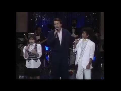 José Luis Perales Pone Voz a Los Niños Que No Pueden Cantar