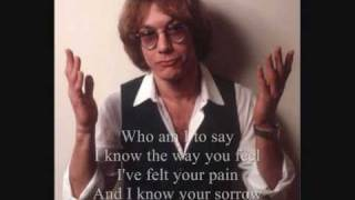 Warren Zevon - Never Too Late For Love